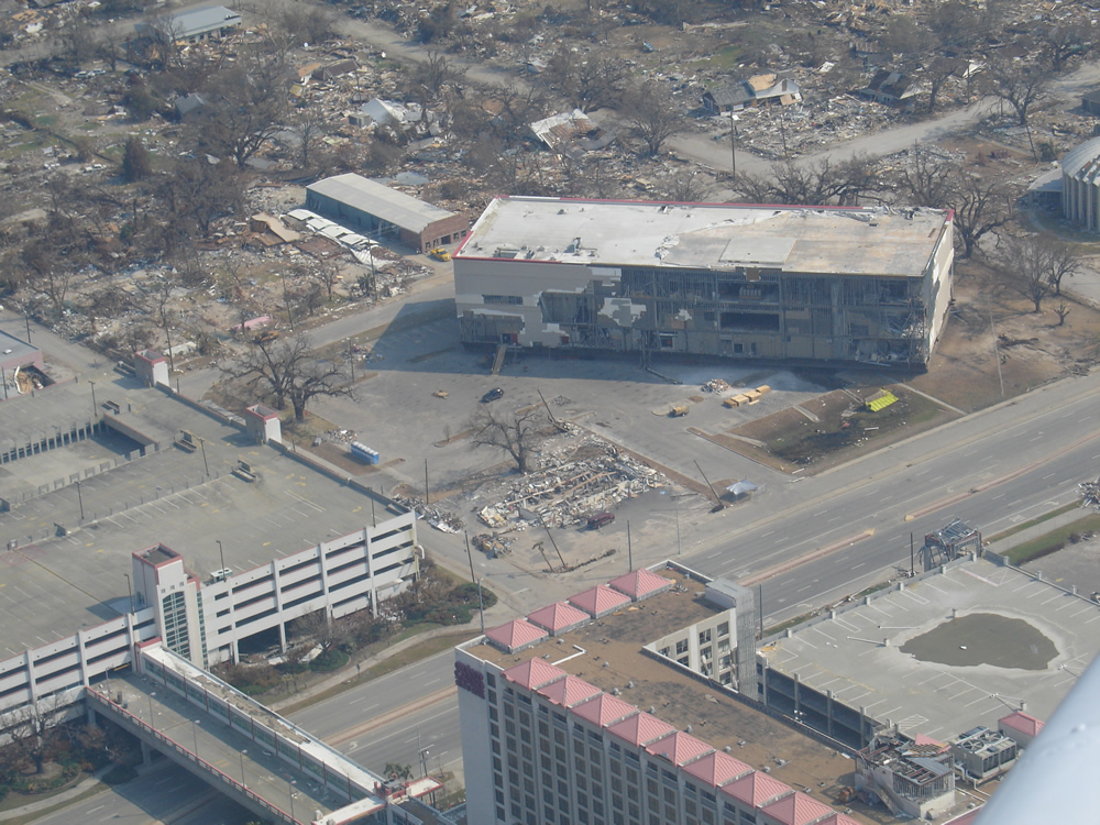 Hurricane Katrina Ms And Al General Incidentnews Noaa